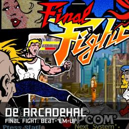 De arcadehal final fight beat-em-up 853 x 853
