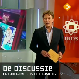 De discussie arcadegames gameover