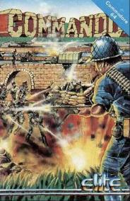 commando c64