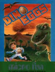 dino eggs c64