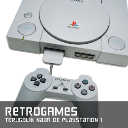 Retrogames terugblik playstation 1