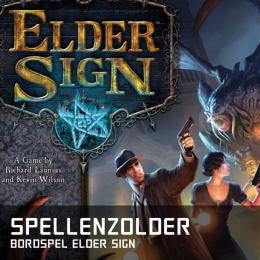 Spellenzolder bordspel elder sign