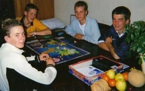 bordspellen
