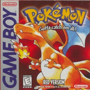 pokemon rood red