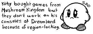 end regio locking