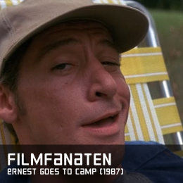 Filmfanaten Ernest Goes To Camp 1987