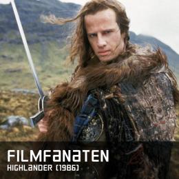 Filmfanaten highlander 1986