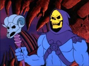 he-man skeletor
