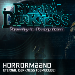 Horrormaand eternal darkness gamecube