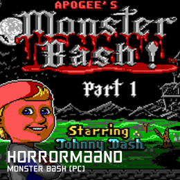 Horrormaand monster bash pc