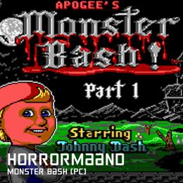 Horrormaand monster bash pc