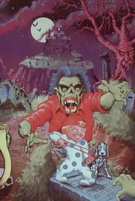 monster bash halloween