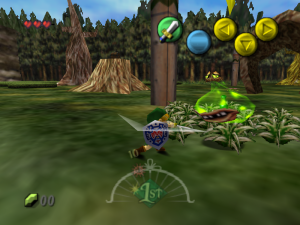 gameplay majora's mask