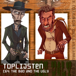 Toplijsten the bad and the ugly