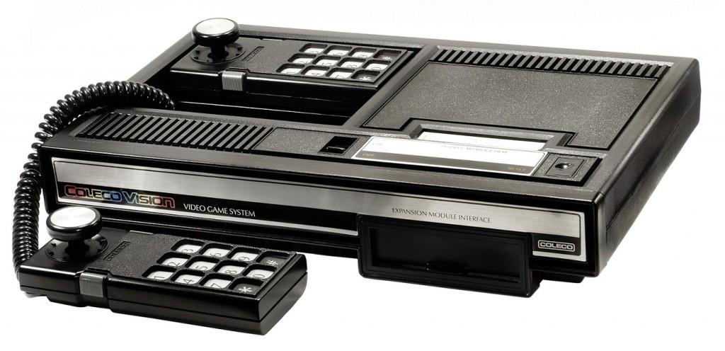 CBS Colecovision console