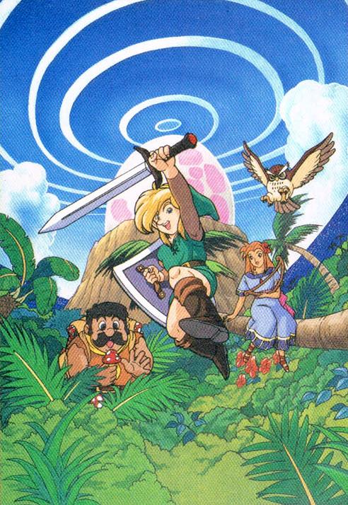 Characters_(Link's_Awakening)