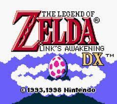 zelda links awakening gameboy