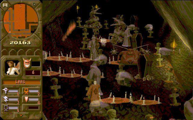dungeon keeper 1 screenshot
