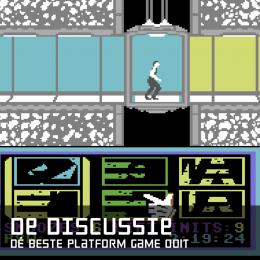 De discussie de beste platform game ooit impossible mission