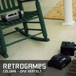 Retrogames column opa vertelt