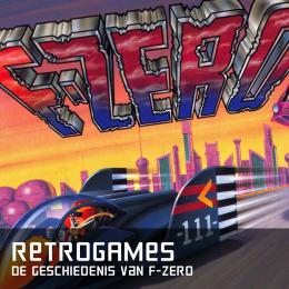 Retrogames de geschiedenis van f-zero