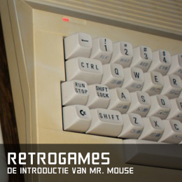 Retrogames de introductie van mr mouse