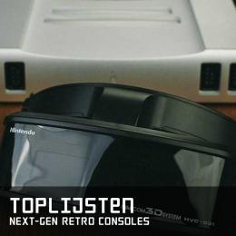 Toplijsten next-gen retro consoles