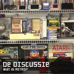 De discussie wat is retro