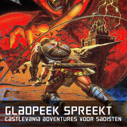 Gladpeek spreekt castlevania adventures voor sadisten 853 x 853
