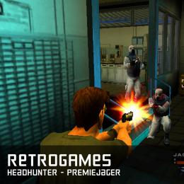 Retrogames headhunter premiejager