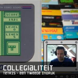 Collegialiteit arjan lindeboom tetris