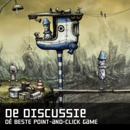 De discussie de beste point-and-click game