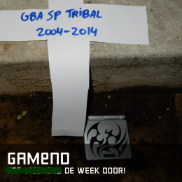 Gamend de week door