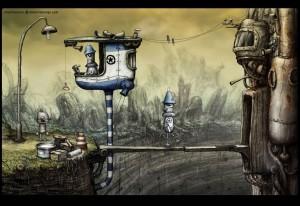 machinarium de beste point-and-click-game