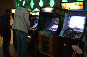 Een stukje cultureel erfgoed van arcadeverzamelaars.