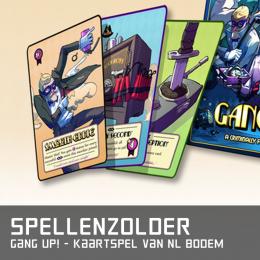Spellenzolder gang up vernieuwend kaartspel nederlandse bodem