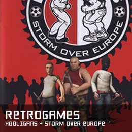 Retrogames hooligans storm over europe melle broekmans
