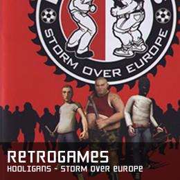 Retrogames hooligans storm over europe melle broekmans