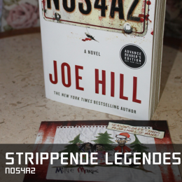Strippende legendes NOS4A2 joe hill