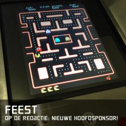 Feest op de redactie arcadewinkel-nl