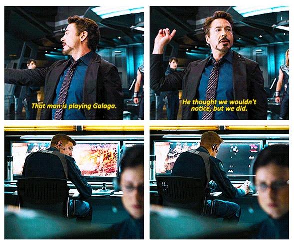 Plaatje 4 - Tony Stark