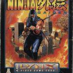 Ninja Gaiden Atari Lynx
