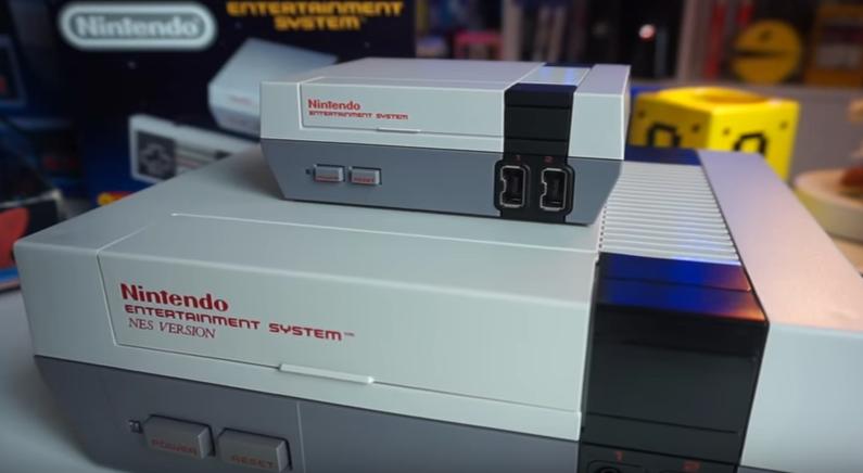 NES en NES Mini