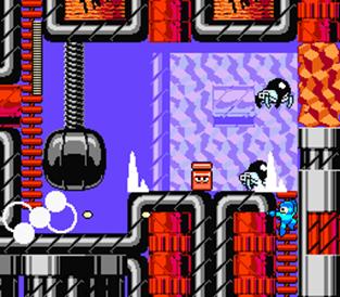 Megaman Rockforce 1