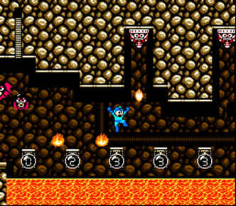 Megaman Super Fighting Robot 1