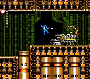 Megaman unlimited 1