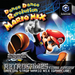 Dancing Stage Mario Mix (Gamecube)