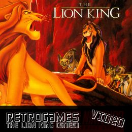 Lion King Snes