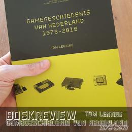 Boekreview gamegeschiedenis Nederland