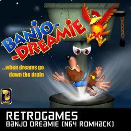 Banjo Dreamie (N64 romhack)